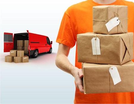 Курьерская служба доставки